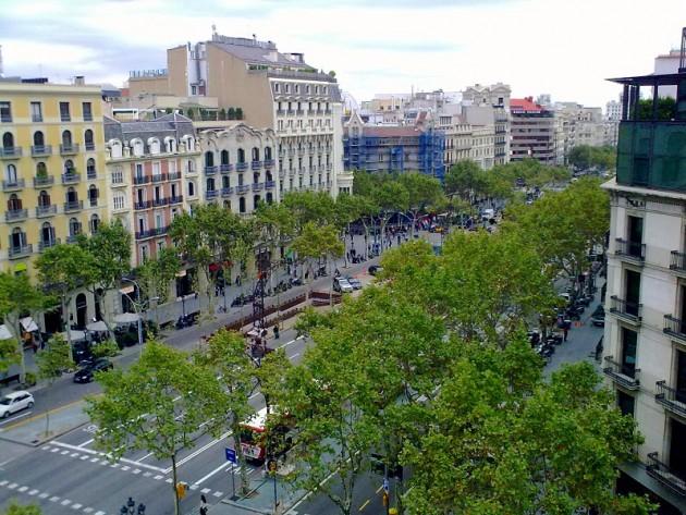 улица с самой дорогой недвижимостью в Испании