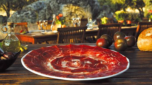кухня в испании