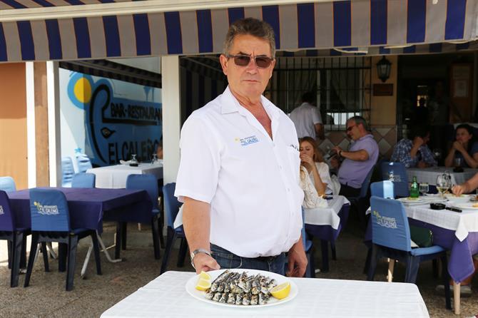 Лучшие рестораны Малаги с видом на море