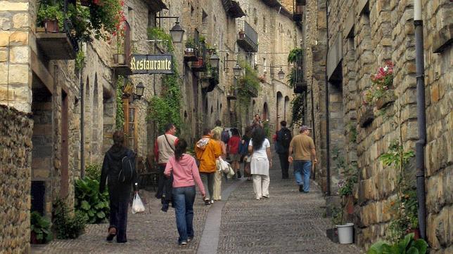 красивые средневековые города испании