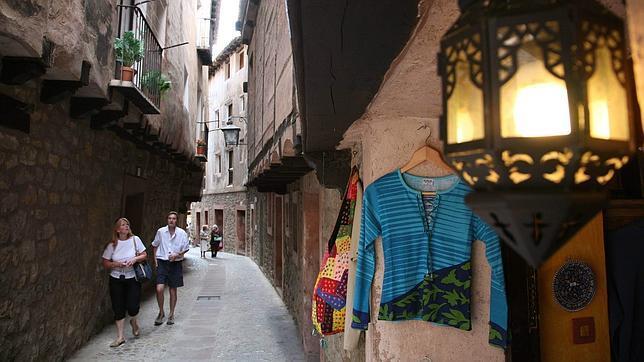 живописные деревни в Испании