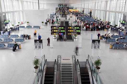 транспорт в испании аэропорт