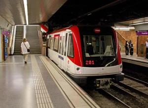 транспорт в испании метро