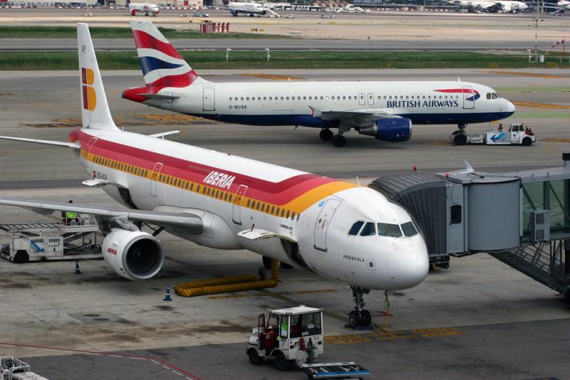 транспорт в испании самолеты авиакомпании