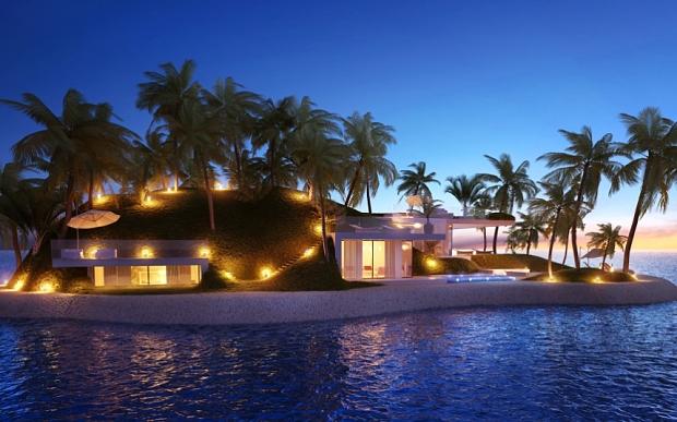 частные острова на продажу