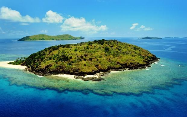 купить частный остров
